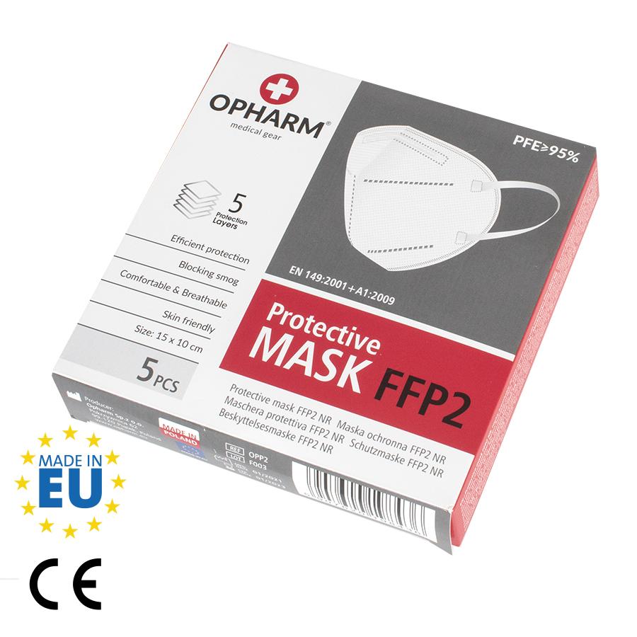 5 respirator FFP2 ozon3.eu